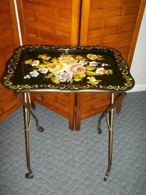 Tv Tray With Wheels Ideas On Foter