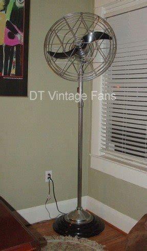 Vintage Pedestal Fan Foter