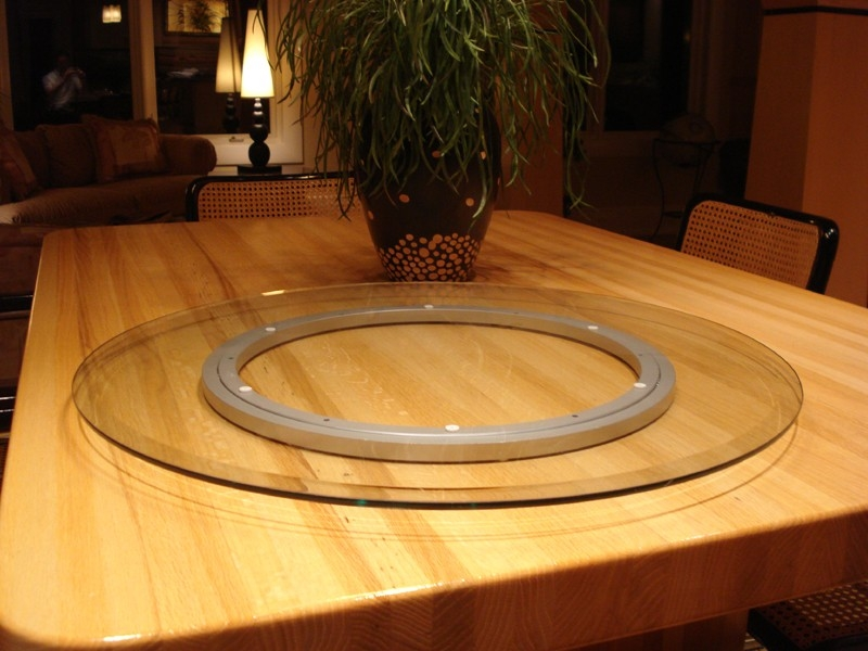 Incroyable Wood Lazy Susan Turntable   Ideas On Foter