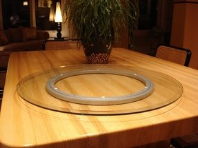 Wood Lazy Susan Turntable Ideas On Foter