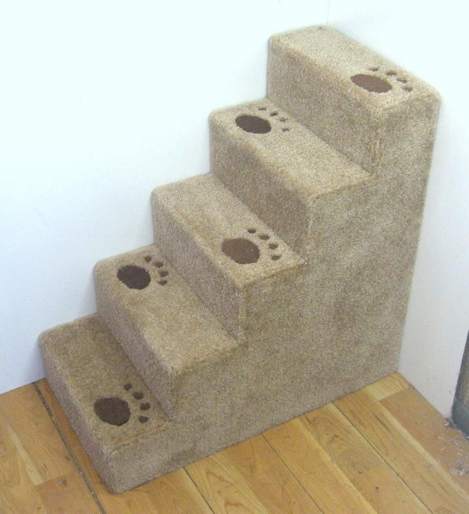 28 inch tall 40 inch deep Pet Step  Choose how many steps needed