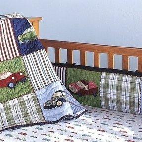 Truck Crib Bedding Foter