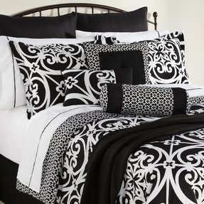 full sets buy and comforter from crayola cosmic bed beyond bedding burst set reversible white queen piece black bath in