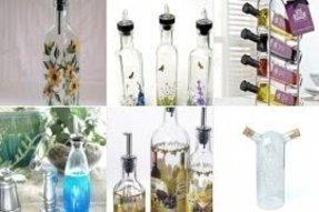 Relatively Decorative Oil And Vinegar Bottles - Foter OO62