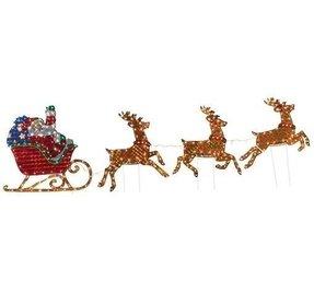 5+ Best Outdoor Santa Sleigh - Ideas on Foter