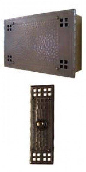 Door chime and doorbell button packages metal door chimes wood  sc 1 st  Foter & Doorbell Chime Covers - Foter