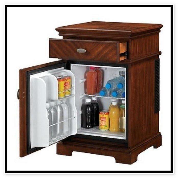 Charmant Mini Refrigerator Cabinet Bar   Ideas On Foter