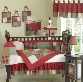 Country crib bedding sets foter mossy oak baby bedding sciox Image collections