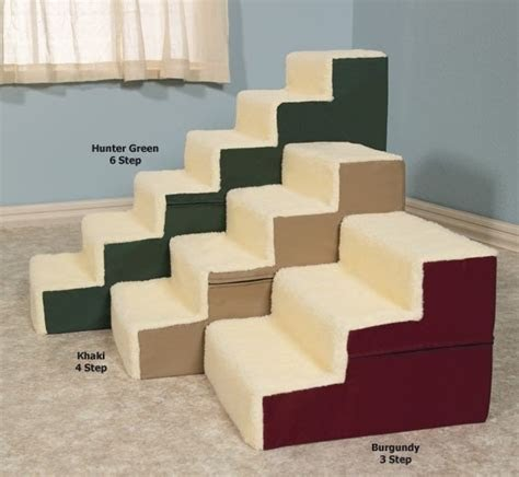 Tall pet stairs 6