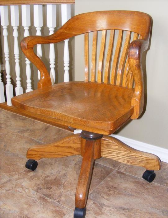 Gray swivel office chair 75 vintage wooden Steelcase Vintage Krug Solid Oak Swivel Office Chair World Market Krug Office Furniture Ideas On Foter