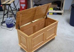 Wooden Toy Chest Bench Ideas On Foter