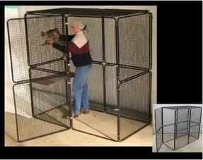 Indoor Cat Cages Enclosures Foter