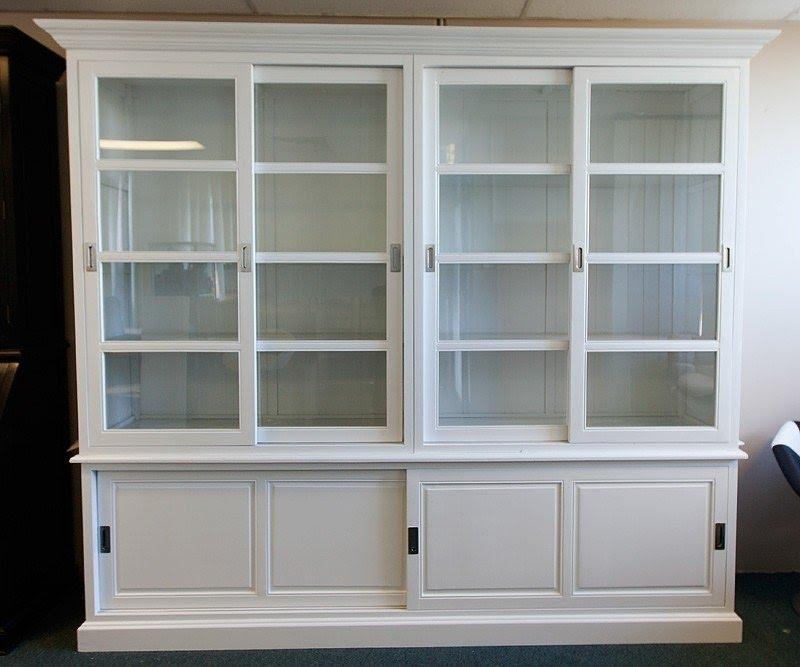Bon Buffet Cabinet With Glass Doors   Ideas On Foter