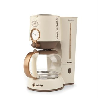 Cafetiere ngs retro coffee maker