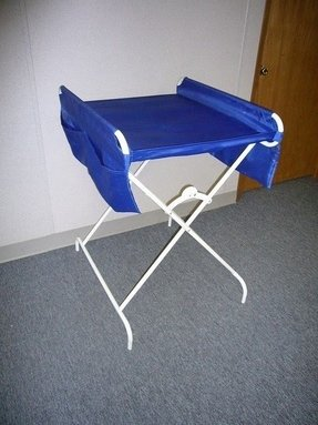 Collapsible Changing Table Foter