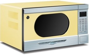 Colored Microwave Ovens