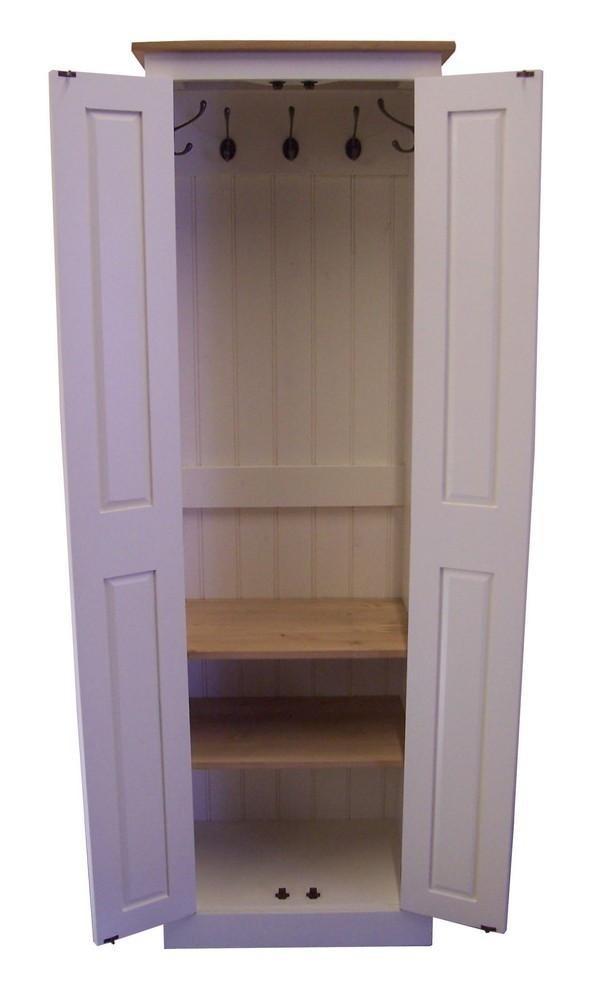 Home Hall Coat Shoe Storage Cupboard 4