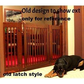 Wooden Indoor Dog Gates - Foter
