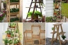 Indoor Wooden Plant Stands - Foter