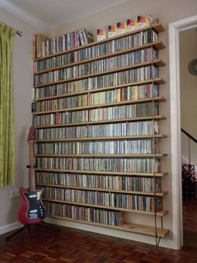 Media storage cd racks dvd shelves bookshelves and furniture by