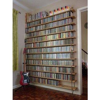 Cd Wall Shelves Ideas On Foter