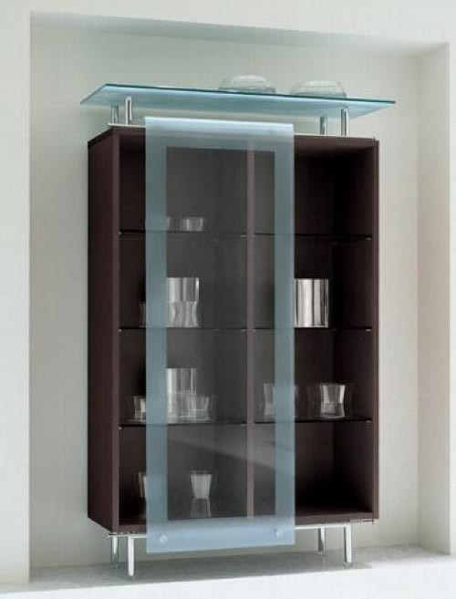 Wonderful Modern Curio Cabinet Modern And Traditional Curio Cabinet