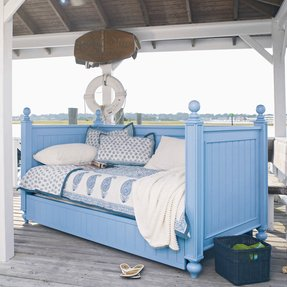 Nautical daybed bedding sets