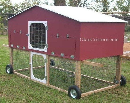 Portable chicken coops for sale 4