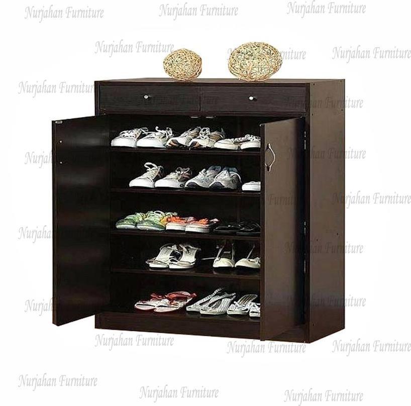 Elegant Shoe Storage Cabinet Ideas 5 Shelf Wooden Shoe Cabinet With