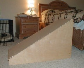 Dog Ramps For Tall Beds Ideas On Foter
