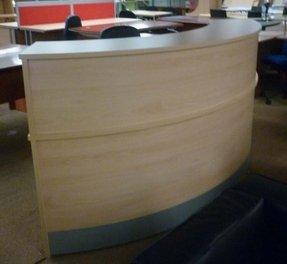 Cheap Reception Desk Foter