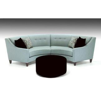 Super Small Curved Couch Ideas On Foter Onthecornerstone Fun Painted Chair Ideas Images Onthecornerstoneorg