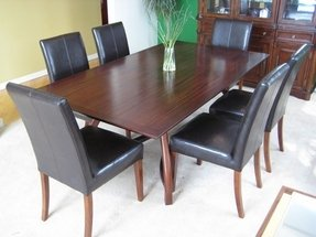 Laminate top dining table foter laminate top dining table 2 workwithnaturefo