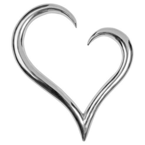 Metal Heart Wall Art - Foter