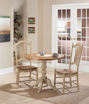 Small Round Breakfast Nook Table
