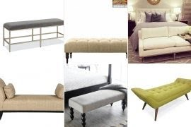 Upholstered Bench For End Of Bed   Ideas on Foter
