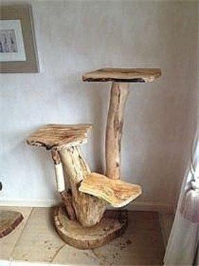 Solid Wood Cat Furniture Foter