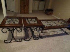 Wrought Iron Coffee Tables For Sale 1