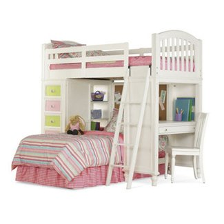 Build a bear bunk bed