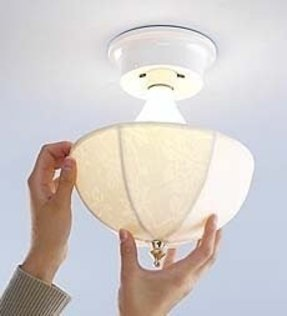 Clip on ceiling shades foter clip on ceiling lightbulb shades aloadofball Images