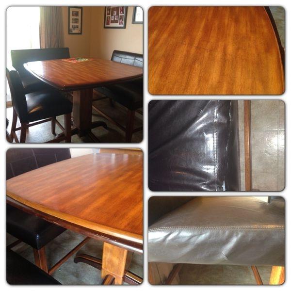 Corner Bar Table   Ideas On Foter