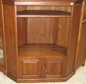 Corner Tv Armoire With Doors - Foter