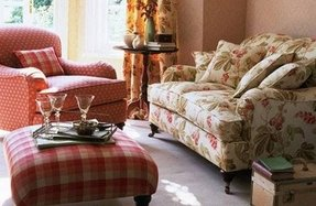 Country Style Living Room Furniture And Sofas