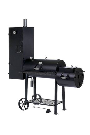 Extra large charcoal grill