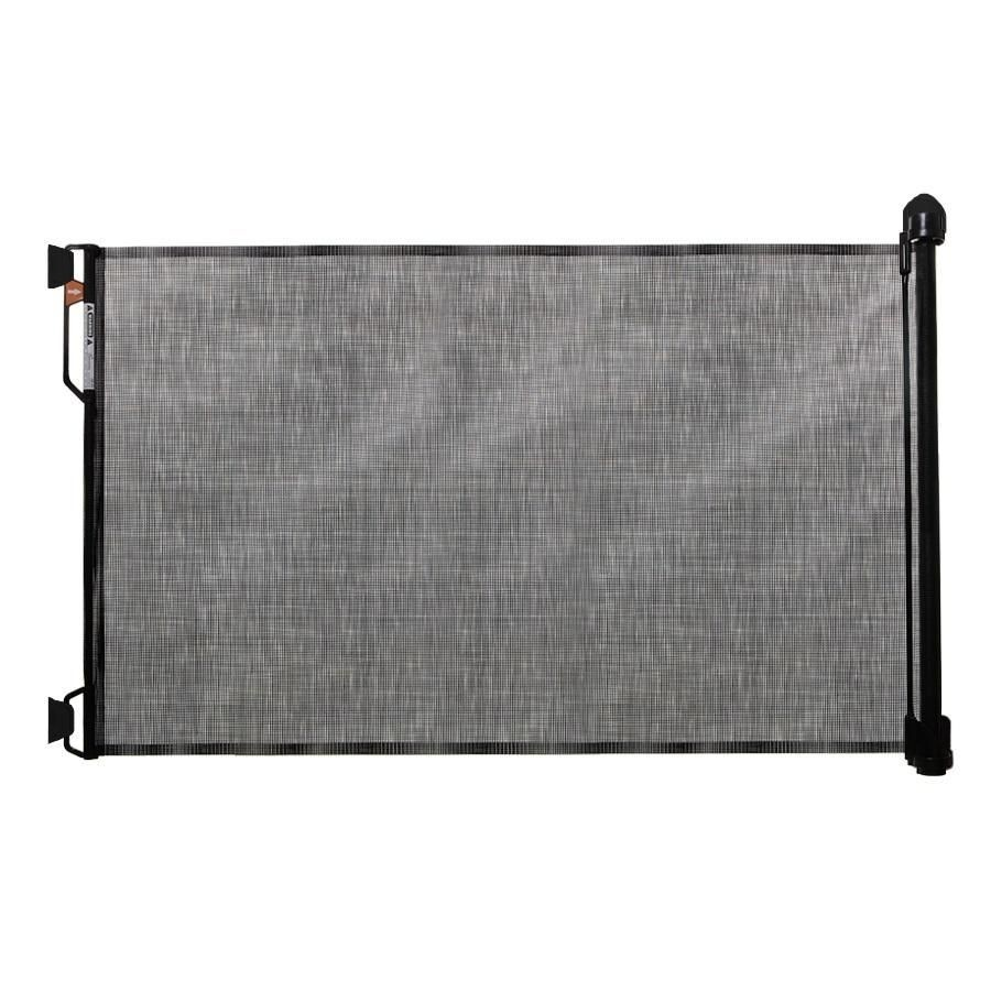 Attirant Garage Door Pet Gate