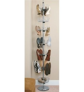Home Closet Shoe Storage Racks Floor To Ceiling