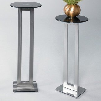 Johnston Casuals Tribute Pedestal Plant Stand