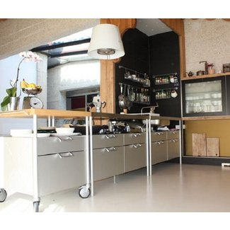 Kitchen Cabinets On Wheels