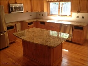 Kitchen Island With Granite Countertop Ideas On Foter