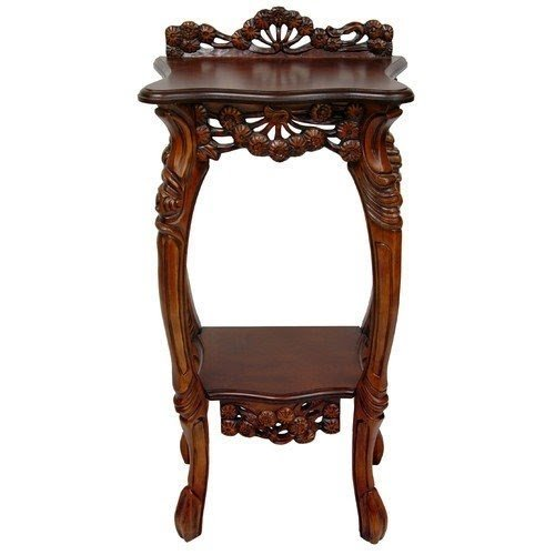 Oriental furniture queen mary display stand